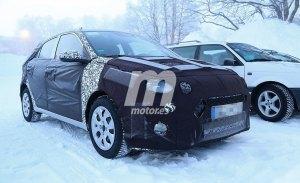 El nuevo Hyundai i20 2018 afronta sus test de invierno