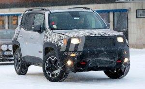 Jeep Renegade 2019: el nuevo interior del facelift en detalle