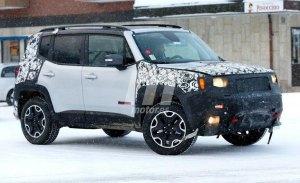 El nuevo Jeep Renegade 2019 estrenará versión semihíbrida