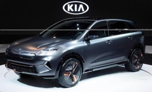 Kia Niro EV Concept: un anticipo de lo que se avecina