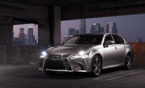Lexus GS 300h Edition: un acabado pensado para el cliente de flotas