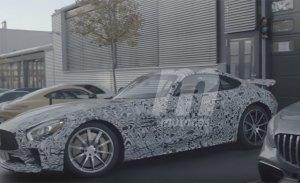 Mercedes-AMG adelanta la versión más radical del GT-R Lightweight
