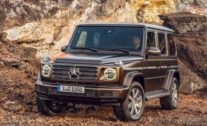 Mercedes Clase G 2018: la reinterpretación de un icono automovilístico