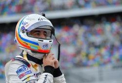 """Alonso flirtea con Le Mans: """"Lo aprendido, a ponerlo en práctica en el futuro"""""""