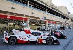 Así es el Toyota con el que Alonso correrá en el WEC y Le Mans