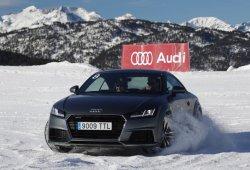 Audi Driving Experience anuncia sus nuevos cursos de conducción de invierno