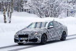 El nuevo BMW Serie 2 Gran Coupé se enfrenta al frío en el norte de Europa