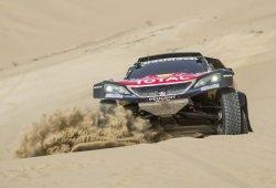 Dakar 2018, etapa 11: Sainz salva la difícil Súper Fiambalá