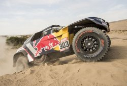 Dakar 2018, etapa 6: Sainz consigue su primera victoria