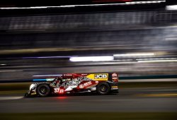 """Juncadella valora su primera experiencia en Daytona: """"Es una carrera épica"""""""