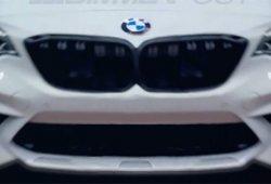 El nuevo frontal del BMW M2 Competition se destapa