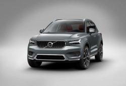 El Volvo XC40 contará con un nuevo paquete de diseño más deportivo