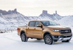 El nuevo Ford Ranger 2019 se desvela en el Salon Detroit 2018