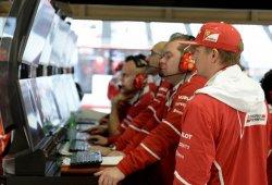 El ingeniero de pista de Räikkönen abandona Ferrari
