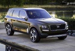 Un nuevo SUV está en camino: el Kia Telluride será producido