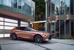 El LF-1 Limitless Concept ha entusiasmado incluso a los ejecutivos de Lexus