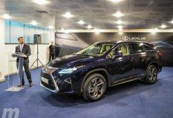 Lexus RX L, primer contacto con el lujoso SUV de 7 plazas japonés