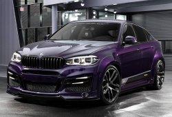 El BMW X6 recibe un completo tratamiento de Lumma Design y TopCar