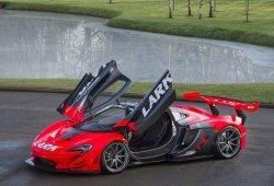 Uno de los raros McLaren P1 GTR homologados para calle en venta