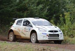 El Mitsubishi Mirage R5 debutará, por fin, en el WRC
