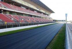 Pirelli espera que el nuevo asfalto de Montmeló se estabilice tras dos días de test