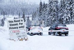 Porsche prueba el Mission E junto al nuevo 911 en Laponia