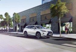 Precios del Lexus RX 450h L: el nuevo SUV de 7 plazas llega a España