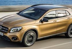 La gama del Mercedes GLA 2018 ya tiene precios en España mejorando su equipamiento