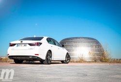Prueba Lexus GS 300h, eficiencia y ahorro por encima de todo