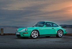 Rarísimo e impecable RUF CTR Yellowbird Clubsport a la venta