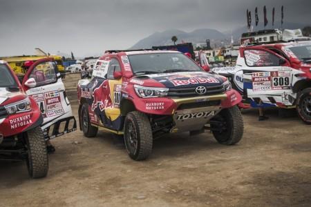 Dakar 2018: ASO mira a 2019 con Chile como epicentro