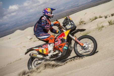 Dakar 2018, etapa 11: Price se anota el triunfo en Fiambalá