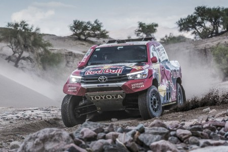 Dakar 2018, etapa 12: Nasser Al-Attiyah gana en San Juan