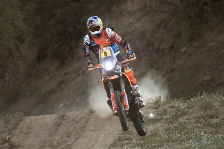 Dakar 2018, etapa 13: Price no consigue dar caza a Walkner