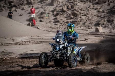Dakar 2018, etapa 14: El podio de Córdoba les espera