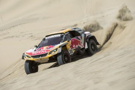 Dakar 2018, etapa 2: De la dunas a las declaraciones