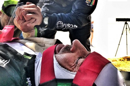Dakar 2018, etapa 3: Nani Roma y Xavi Foj dicen adiós