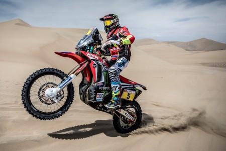 Dakar 2018, etapa 5: Barreda se mete de lleno en la carrera