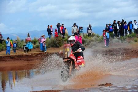 Dakar 2018, etapa 9: Premio justo para Farrés y Cervantes