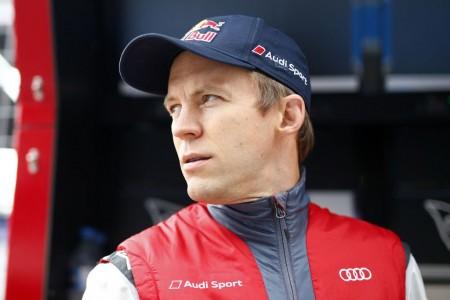 Mattias Ekström deja el DTM, Robin Frijns le sustituye