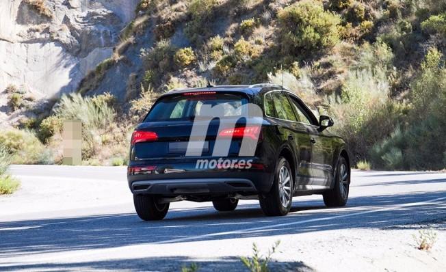 Audi Q5 e-tron - posterior