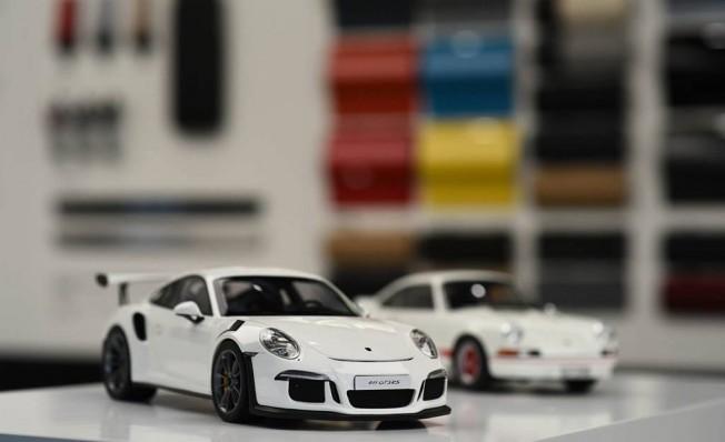 Concesionarios de Porsche en China