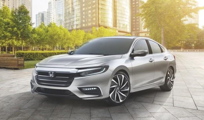 El honda insight 2019 ser el sucesor del civic hybrid for Honda civic hybrid 2018