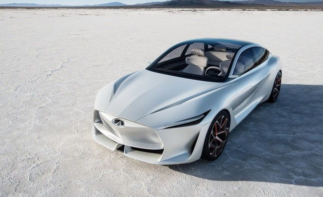 Infiniti Q Inspiration Concept - frontal