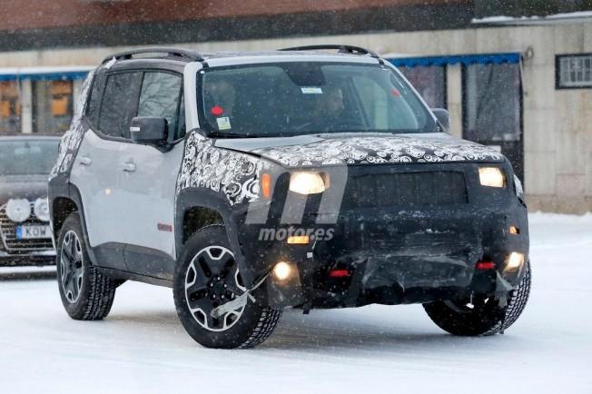 Jeep Renegade 2019 El Nuevo Interior Del Facelift En Detalle Motor Es