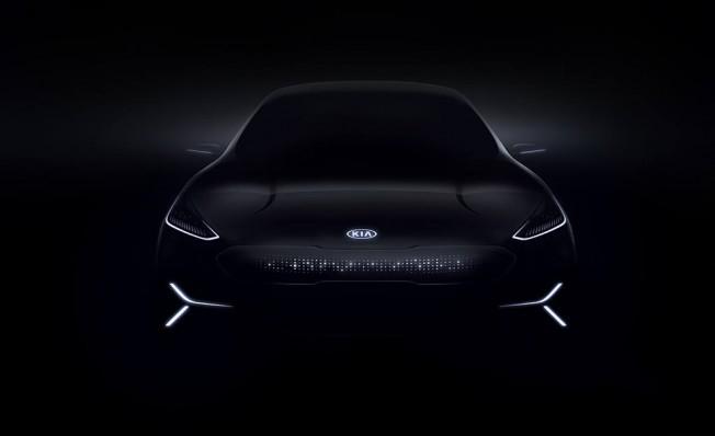 Kia Niro EV - adelanto CES 2018