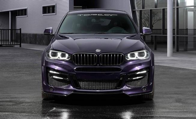 Lumma CLR BMW X6 R TopCar
