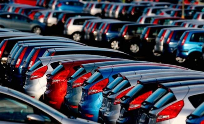 Matriculaciones de vehículos para renting en España en 2017