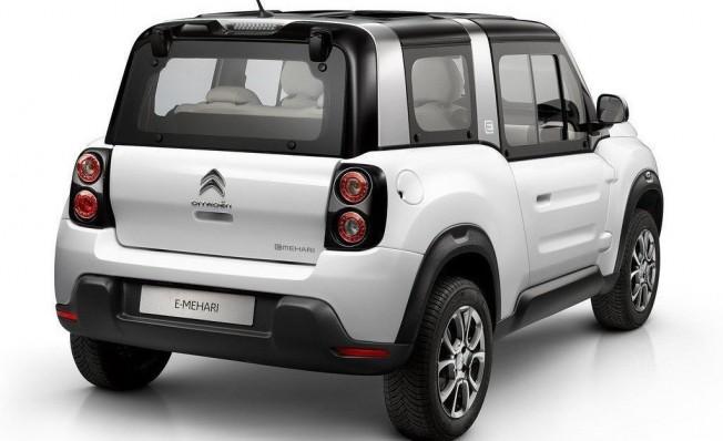 Citroën E-Mehari 2018 - posterior