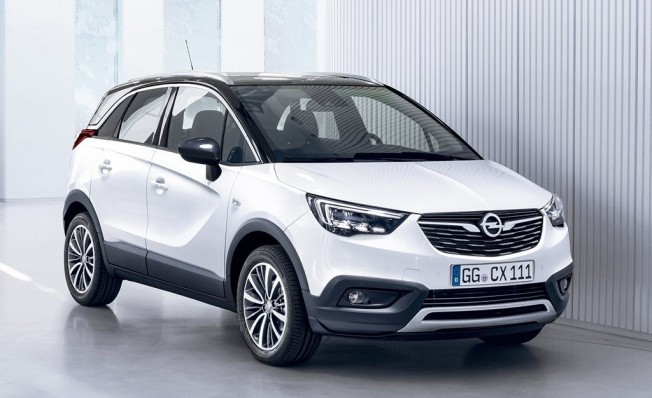 opel crossland x glp la versi n de autogas ya tiene precio en espa a. Black Bedroom Furniture Sets. Home Design Ideas